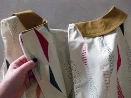 emery dress sew along sewing the bodice lining u2014 city stitching