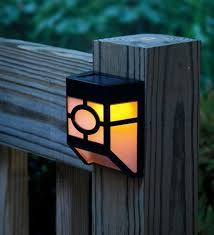solar deck accent lights 2 led mission style solar deck accent lights led pathway lights