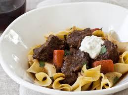 Alton Brown Beef Stew by Slow Cooker Beef Goulash Recipe Grace Parisi Food U0026 Wine
