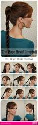 ponytail hairstyles tutorial maybe probably wouldn u0027t look