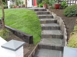 Gardens With Sleepers Ideas Woodstone Sleepers Marshalls Co Uk