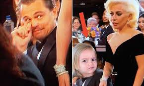 Memes Dicaprio - twitter erupts with leonardo dicaprio and lady gaga golden globes