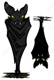 halloween hanging bats clipart u2013 festival collections