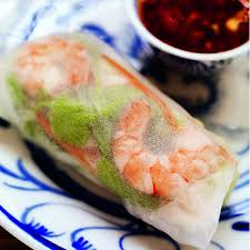 light and tasty magazine subscription vietnamese rice paper rolls delicious magazine