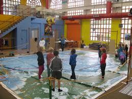 Giant Map Pacific Playtime In South Dakota Nat Geo Education Blog