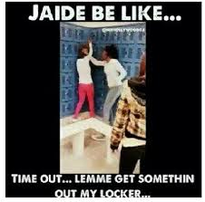 Jaide Meme - bout dat life fight of the week bout dat life radio