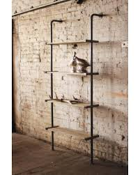 iron off the living room wood bookcase shelves display showcase flower jewelry rack shelf ikea bookcases ideas wood metal and glass crate barrel throughout iron