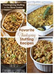 favorite thanksgiving recipes the crafting
