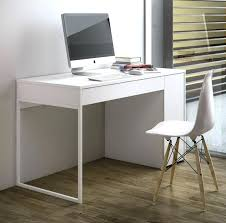 bureau laqué bureau laque blanc design bureau design blanc laquac avec rangement