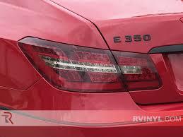 light pink mercedes rtint mercedes benz e class coupe 2010 2013 tail light tints