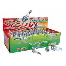 candele spark spark plugs active s r l