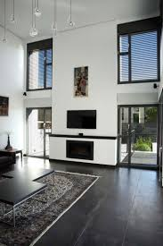 architecture three storey contemporary home designed by three
