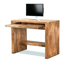 wood computer desk with hutch wooden computer desk wood solid desks for home with hutch