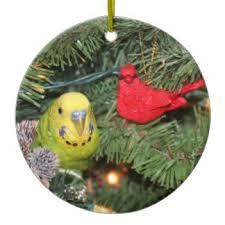 yellow budgie ornaments keepsake ornaments zazzle