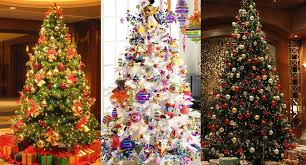 top 10 best tree decorating ideas 2017 2018 trends
