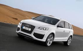 Audi Q7 2010 - audi q7 v12 2010 widescreen exotic car photo 05 of 30 diesel