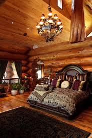 Rustic Bedroom Lighting Awesome Log Cabin Rustic Bedroom Dallas By Lighting