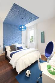 bedroom design wonderful cool accent walls dark blue accent wall
