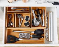 kitchen cabinet utensil organization personalized kitchen