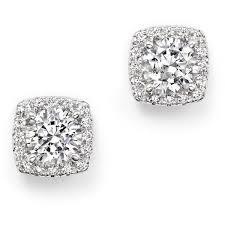 gold second studs best 25 diamond stud earrings ideas on ear rings