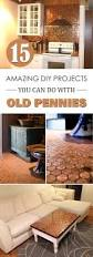 Fun Diy Home Decor Ideas by Best 20 Pennies Crafts Ideas On Pinterest Penny Table Penny