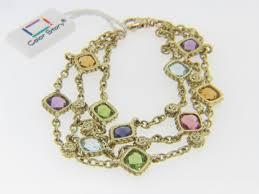 multi colored gold bracelet images Modern bracelets thomas jewelers jpg