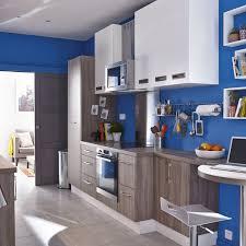 cuisine decor meuble de cuisine décor chêne havane delinia topaze leroy merlin