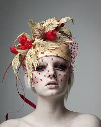 lace headwear 62 best lace hats images on fascinators hats and