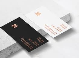 business card business awesome business card font lovely business cards design ideas