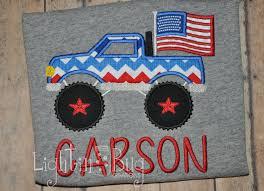 monster truck names from monster jam 4th of july monster truck name shirt by lightinbugkreations on