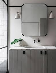 unique bathroom mirror ideas metal frame bathroom mirror best 25 black framed mirror ideas on