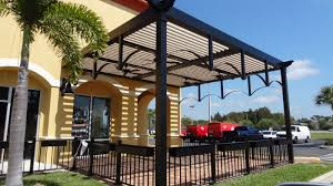 Awning System Louvered Roofs Miami Awning Company Shade Solutions Since 1929