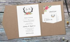 tri fold invitation template 18 folded invitation templates free premium templates