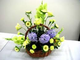 basket arrangements basket floral arrangement california flower academy