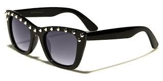 designer sonnenbrillen damen neu schwarz designer sonnenbrille damen mädchen gothik retro