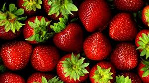 how did the strawberry get its name and where does the word