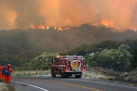 California Wildfires Yahoo by Firefighters Battling 1 650 Acre Chihuahua Fire In Warner Springs