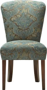 stately dinner seating the harman dining chair in arhaus u0027 blue