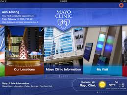 mayo clinic help desk mayo clinic patient app a visit to a mayo clinic facility can be