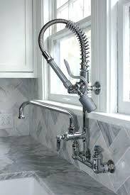 restaurant style kitchen faucets restaurant faucet kitchen align one handle kitchen faucet rinse