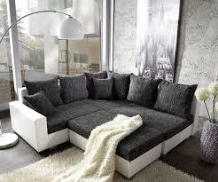sofa liegewiese uncategorized schönes schwarz weiss sofa und sam design sofa