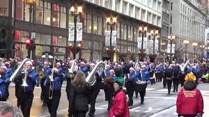 mcdowell high marching band chicago thanksgiving day parade