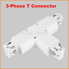Track Light Pendant by Aliexpress Com Buy 3 Phase Circuit 4 Wire T Shape Track Light
