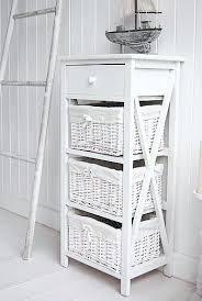 White Freestanding Bathroom Furniture Freestanding Bathroom Shelves Patternd Me