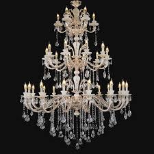 Bronze Chandelier With Crystals Aliexpress Com Buy Home Decor Lighting Antique Bronze Chandelier