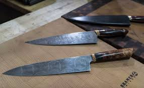 The Best Kitchen Knives In The World This Makes Kitchen Knives Out Of Meteorites Modern Notion