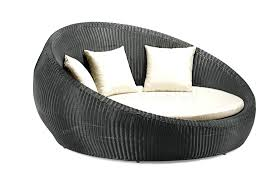 superb adrian pearsall round lounge chair with fitted ottoman at