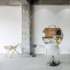 japanese hair salons dezeen
