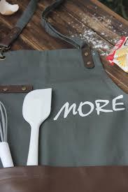 tablier de cuisine hello 100 cotton canvas apron kitchen for chef waiter large