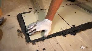 how to tile a floor by evo stik youtube